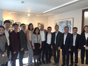 Visit of Chinese Delegation in Israel
