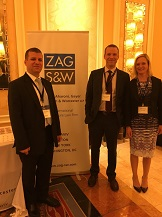 Our office in the U.S. sponsored the annual conference of Aegis Capital Investment Bank