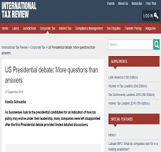 US Presidential debate: More questions than answers