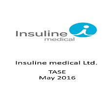 Insuline Medical Ltd. raised approximately NIS4 million