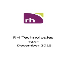 Attornyes Eran Ben-Dor and Reut Alfia represented RH Technologies in a Tender Offer