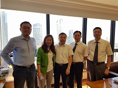 Another visit by delegation of Chinese businessmen