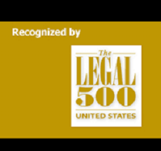 REIT Group wins legal 500 US award